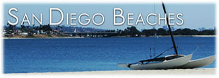 San Diego Beaches and Beach Hotels, San Diego Beachfront Hotels, San Diego Hotels on the Beach