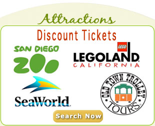 Special Offers on San Diego Discount Tickets